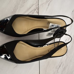 Primary Photo - BRAND: ELLEN TRACY STYLE: SHOES LOW HEEL COLOR: BLACK SIZE: 10 SKU: 186-186167-23899