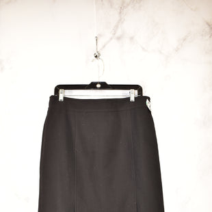 Primary Photo - BRAND: TALBOTS STYLE: SKIRT COLOR: BLACK SIZE: 12 SKU: 186-186106-9051