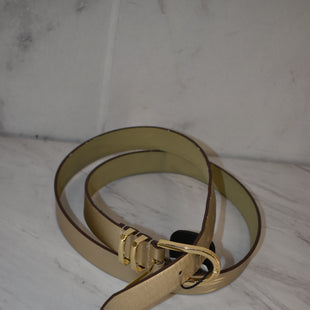 Primary Photo - BRAND:    CLOTHES MENTOR STYLE: BELT COLOR: GOLD SIZE: 2X SKU: 186-186217-7278