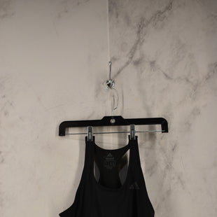 Primary Photo - BRAND: ADIDAS STYLE: ATHLETIC TANK TOP COLOR: BLACK SIZE: L SKU: 186-186217-7314