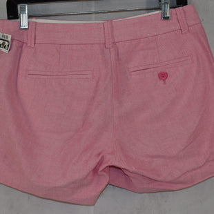 Primary Photo - BRAND: J CREW STYLE: SHORTS COLOR: PINK SIZE: 4 OTHER INFO: CITY-FIT SKU: 186-186167-30605
