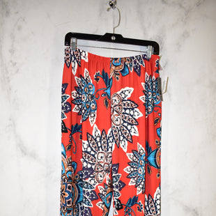 Primary Photo - BRAND: MELISSA PAIGE STYLE: PANTS COLOR: FLORAL SIZE: PETITE   XL OTHER INFO: NEW! SKU: 186-186106-9301