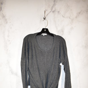 Primary Photo - BRAND: MADEWELL STYLE: TOP LONG SLEEVE COLOR: GREY SIZE: L SKU: 186-186213-8284