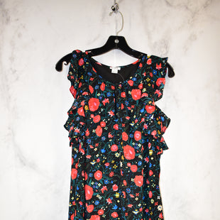 Primary Photo - BRAND: J CREW STYLE: DRESS SHORT SHORT SLEEVE COLOR: FLORAL SIZE: XXS SKU: 186-186167-23283