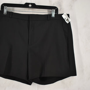 Primary Photo - BRAND: BANANA REPUBLIC STYLE: SHORTS COLOR: BLACK SIZE: 12 SKU: 186-186167-30285