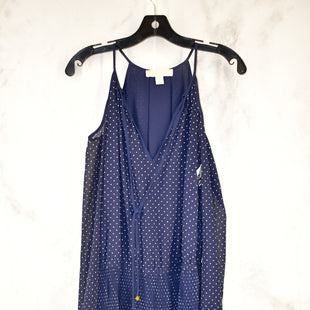 Primary Photo - BRAND: MICHAEL BY MICHAEL KORS STYLE: DRESS SHORT LONG SLEEVE COLOR: NAVY SIZE: XS SKU: 186-186213-8238