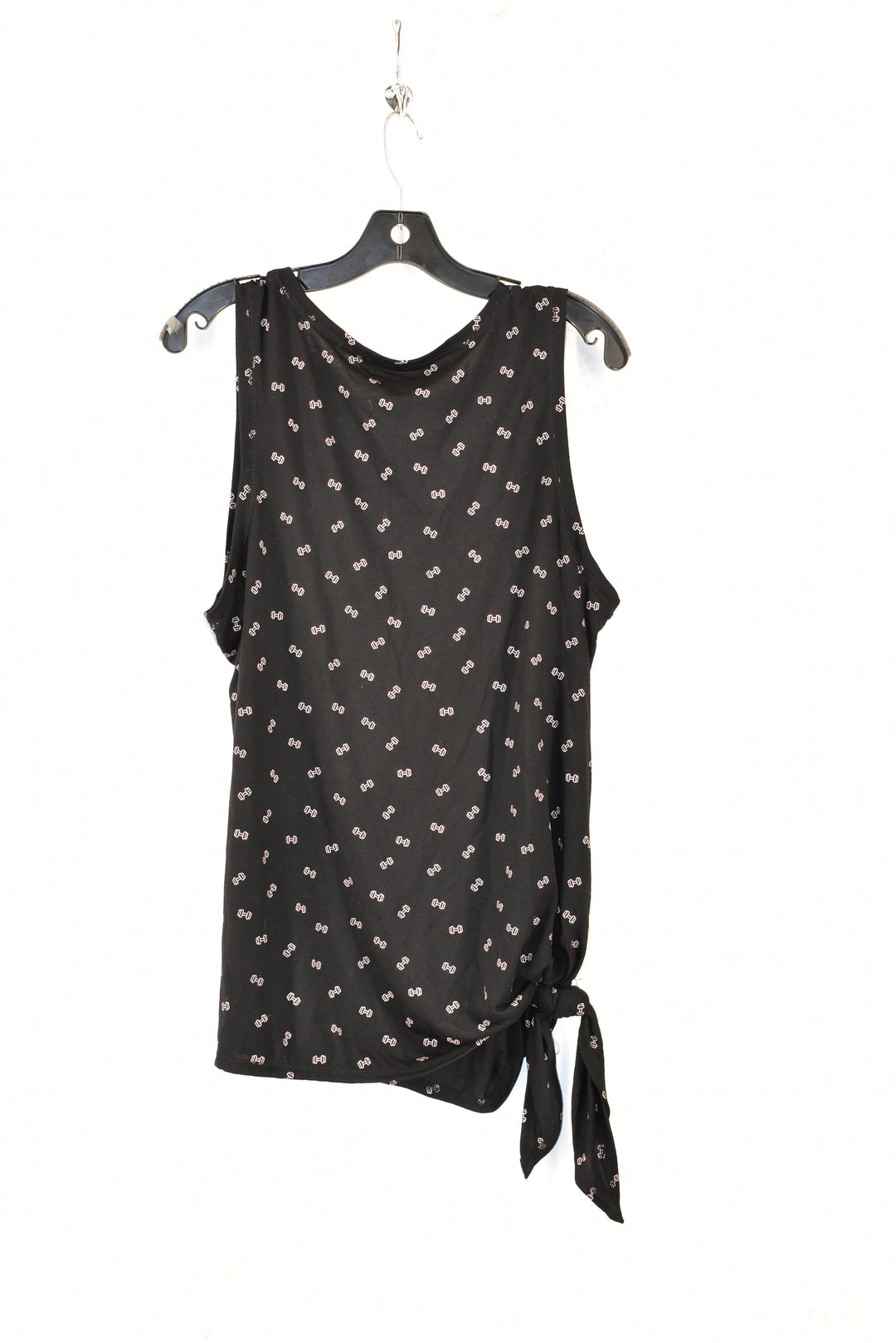 Photo #1 - BRAND: XERSION <BR>STYLE: ATHLETIC TANK TOP <BR>COLOR: BLACK <BR>SIZE: XXL <BR>SKU: 186-186213-3077