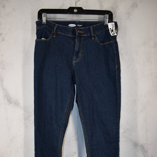 Primary Photo - BRAND: OLD NAVY STYLE: JEANS COLOR: BLUE SIZE: 8 SKU: 186-186167-30744