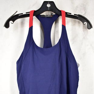Primary Photo - BRAND: RALPH LAUREN STYLE: ATHLETIC TANK TOP COLOR: NAVY SIZE: M SKU: 186-186167-29032