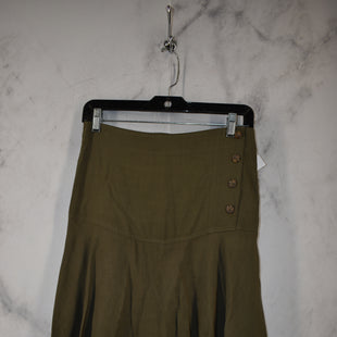 Primary Photo - BRAND: CATO STYLE: SKIRT COLOR: GREEN SIZE: S SKU: 186-186167-30779