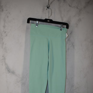 Primary Photo - BRAND: FABLETICS STYLE: ATHLETIC PANTS COLOR: MINT SIZE: S SKU: 186-186167-30527