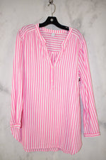 Primary Photo - BRAND: OLD NAVY <BR>STYLE: TOP LONG SLEEVE <BR>COLOR: PINK <BR>SIZE: XL <BR>SKU: 186-186179-12332