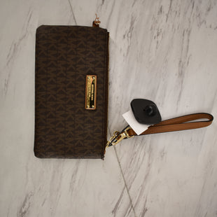 Primary Photo - BRAND: MICHAEL KORS STYLE: WALLET COLOR: MONOGRAM SIZE: SMALL SKU: 186-186217-5450