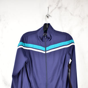 Primary Photo - BRAND: MADE FOR LIFE STYLE: ATHLETIC JACKET COLOR: NAVY SIZE: S SKU: 186-186200-1965