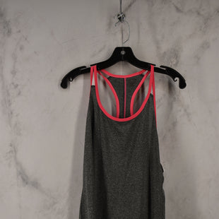Primary Photo - BRAND: CHAMPION STYLE: ATHLETIC TANK TOP COLOR: GREY SIZE: M SKU: 186-186106-11987