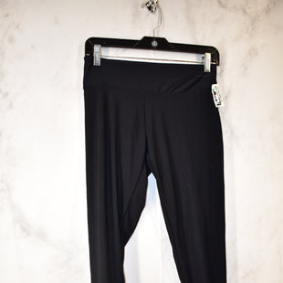 Primary Photo - BRAND:    CLOTHES MENTOR STYLE: ATHLETIC PANTS COLOR: BLACK SIZE: M OTHER INFO: BALLY TOTAL FITNESS SKU: 186-186217-3666