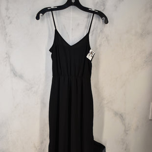 Primary Photo - BRAND: DIVIDED STYLE: DRESS LONG SLEEVELESS COLOR: BLACK SIZE: 0 SKU: 186-186230-62