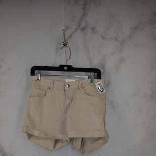 Primary Photo - BRAND: H&M STYLE: SHORTS COLOR: KHAKI SIZE: 6 SKU: 186-186106-12065