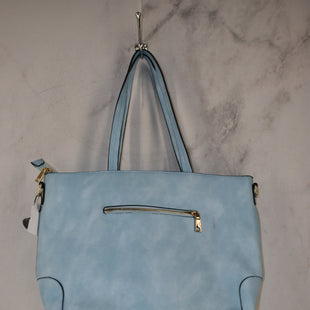 Primary Photo - BRAND:    CLOTHES MENTOR STYLE: HANDBAG COLOR: BABY BLUE SIZE: LARGE SKU: 186-186217-7120