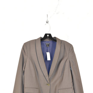 Primary Photo - BRAND: ANN TAYLOR STYLE: BLAZER JACKET COLOR: BROWN SIZE: 14 SKU: 186-186213-3169