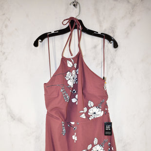 Primary Photo - BRAND: EXPRESS STYLE: DRESS SHORT SLEEVELESS COLOR: MAUVE SIZE: L OTHER INFO: NEW! SKU: 186-186167-23944