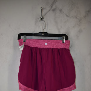Primary Photo - BRAND: TEK GEAR STYLE: ATHLETIC SHORTS COLOR: PINK SIZE: S SKU: 186-186217-6771