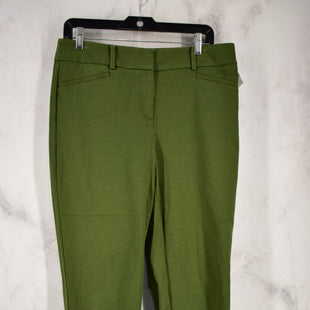 Primary Photo - BRAND: LOFT STYLE: PANTS COLOR: GREEN SIZE: 8 SKU: 186-186221-538
