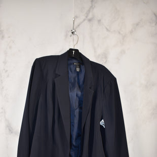 Primary Photo - BRAND: LANE BRYANT STYLE: BLAZER JACKET COLOR: NAVY SIZE: 24 SKU: 186-186167-30706