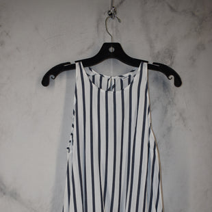 Primary Photo - BRAND: OLD NAVY STYLE: TOP SLEEVELESS COLOR: STRIPED SIZE: S SKU: 186-186217-7152