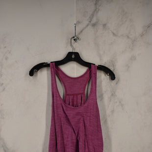 Primary Photo - BRAND: LULULEMON STYLE: ATHLETIC TANK TOP COLOR: PURPLE SIZE: S SKU: 186-186217-7612