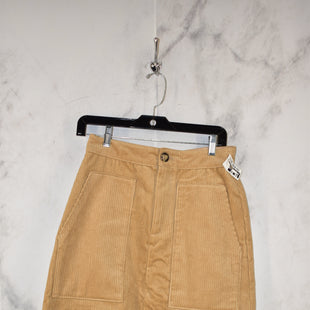 Primary Photo - BRAND: H&M STYLE: SKIRT COLOR: BROWN SIZE: 6 SKU: 186-186167-27880
