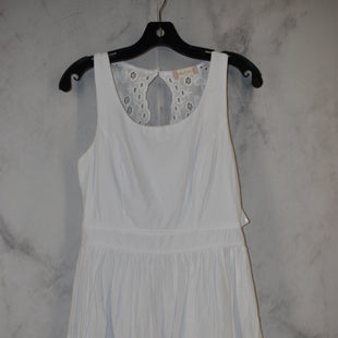 Primary Photo - BRAND: ALTARD STATE STYLE: DRESS SHORT SLEEVELESS COLOR: WHITE SIZE: M SKU: 186-186167-30089