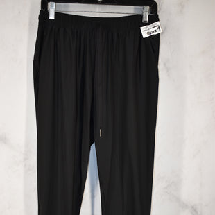 Primary Photo - BRAND:    CLOTHES MENTOR STYLE: ATHLETIC PANTS COLOR: BLACK SIZE: L SKU: 186-186106-11381
