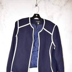 Primary Photo - BRAND:    CLOTHES MENTOR STYLE: BLAZER JACKET COLOR: NAVY SIZE: 18 OTHER INFO: BLACK LABEL - SKU: 186-186200-2044