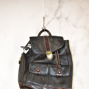 Primary Photo - BRAND:    CLOTHES MENTOR STYLE: BACKPACK COLOR: BLACK SIZE: MEDIUM SKU: 186-186217-2554