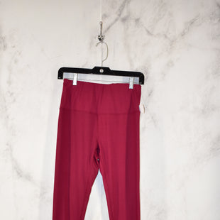 Primary Photo - BRAND:    CLOTHES MENTOR STYLE: ATHLETIC PANTS COLOR: MAROON SIZE: M SKU: 186-186167-27866