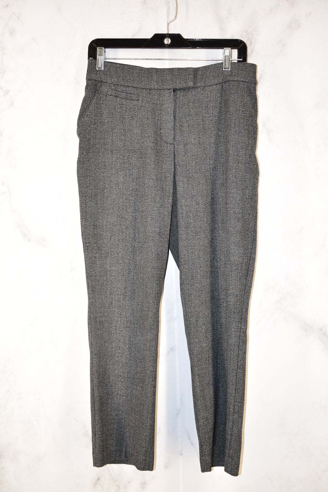 Primary Photo - BRAND: INVESTMENTS <BR>STYLE: PANTS <BR>COLOR: GREY <BR>SIZE: 6 <BR>SKU: 186-186217-3625