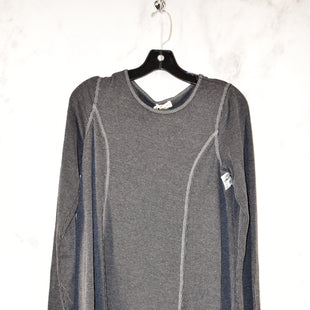 Primary Photo - BRAND: HEM & THREAD STYLE: DRESS SHORT LONG SLEEVE COLOR: GREY SIZE: S SKU: 186-186217-1005