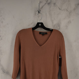 Primary Photo - BRAND: KASPER STYLE: TOP LONG SLEEVE COLOR: PINK SIZE: L SKU: 186-186217-7740