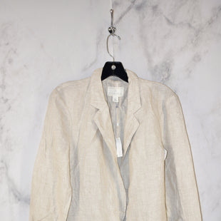 Primary Photo - BRAND: CASLON STYLE: JACKET OUTDOOR COLOR: BEIGE SIZE: S SKU: 186-186213-3754