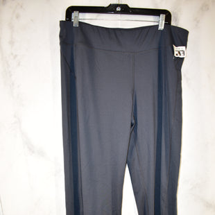 Primary Photo - BRAND: DANSKIN NOW STYLE: ATHLETIC PANTS COLOR: GREY SIZE: 2X SKU: 186-186167-24241