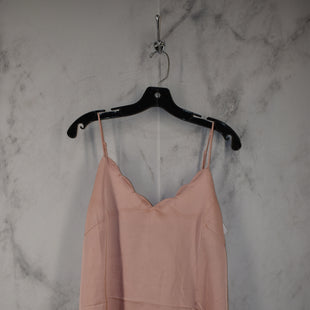 Primary Photo - BRAND: HYFVE STYLE: TOP SLEEVELESS COLOR: PINK SIZE: M SKU: 186-186217-7705