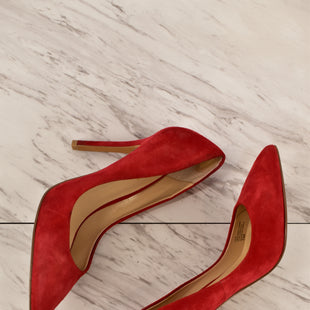 Primary Photo - BRAND: CHARLES BY CHARLES DAVID STYLE: SHOES HIGH HEEL COLOR: RED SIZE: 5 SKU: 186-186213-3249