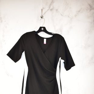 Primary Photo - BRAND: NO BOUNDARIES STYLE: DRESS SHORT LONG SLEEVE COLOR: BLACK SIZE: L SKU: 186-186217-3598