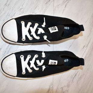 Primary Photo - BRAND: CONVERSE STYLE: SHOES ATHLETIC COLOR: BLACK SIZE: 8 SKU: 186-186217-3735