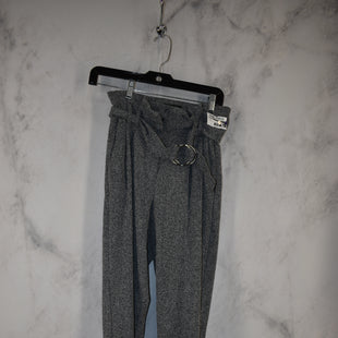 Primary Photo - BRAND: EXPRESS STYLE: PANTS COLOR: GREY SIZE: 0 OTHER INFO: 00SHORT ANKLE HIGH RISE SKU: 186-186106-10854