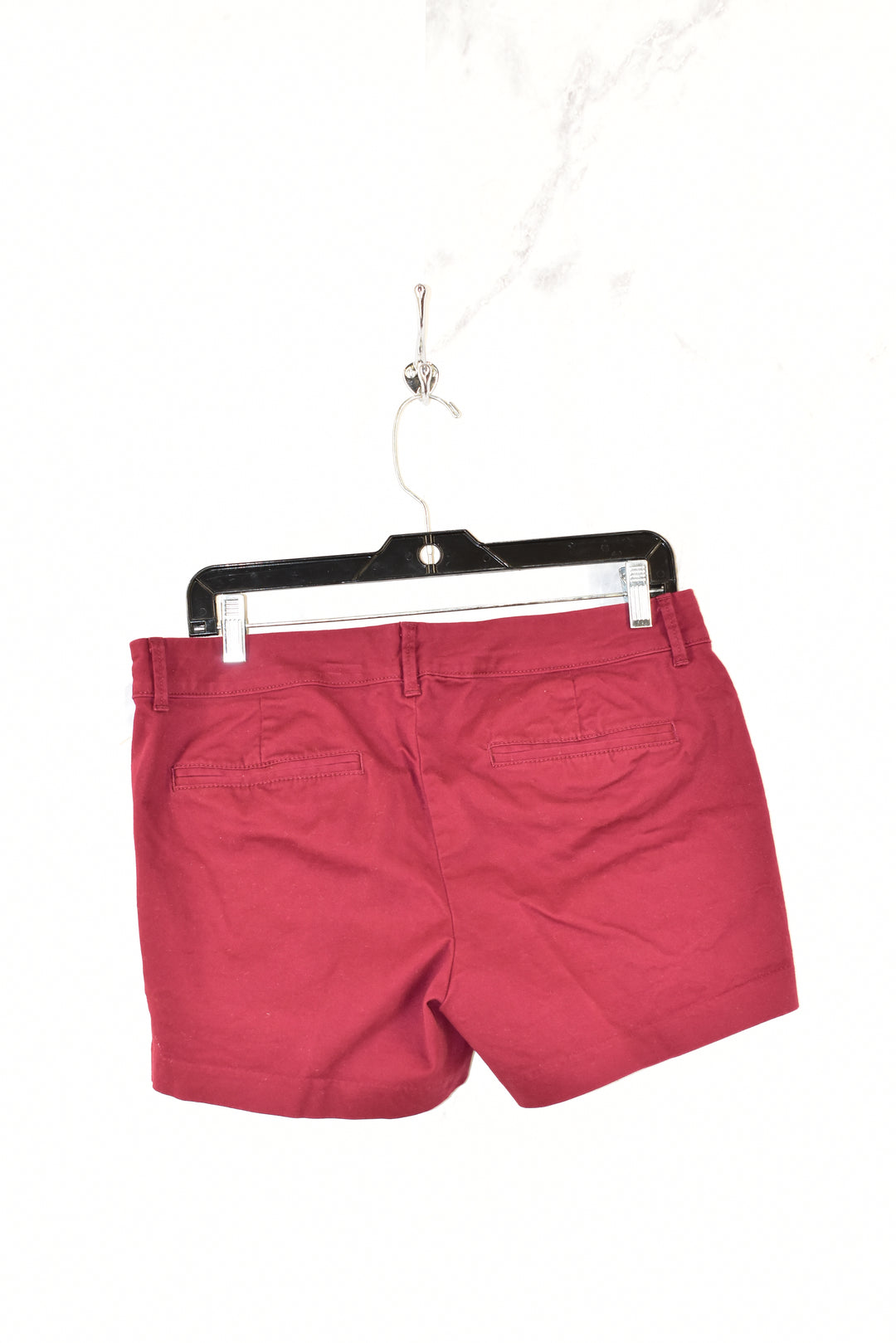 Photo #1 - BRAND: OLD NAVY <BR>STYLE: SHORTS <BR>COLOR: RED <BR>SIZE: 8 <BR>SKU: 186-186200-1236