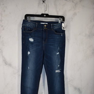 Primary Photo - BRAND:    CLOTHES MENTOR STYLE: JEANS COLOR: BLUE SIZE: 28 OTHER INFO: VERMET - SKU: 186-186199-378