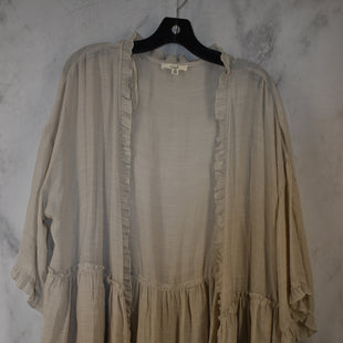 Primary Photo - BRAND: EASEL STYLE: SWEATER CARDIGAN LIGHTWEIGHT COLOR: CREAM SIZE: M SKU: 186-186230-42