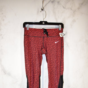 Primary Photo - BRAND: NIKE STYLE: ATHLETIC PANTS COLOR: RED SIZE: S SKU: 186-186200-1910